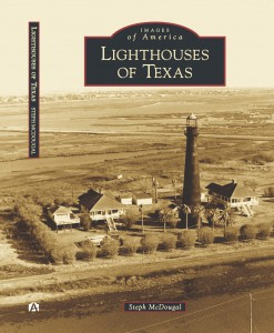 Lighthouses of Texas Cover